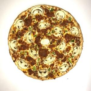 پیتزا گوشت و قارچ (ایتالیایی) خانواده