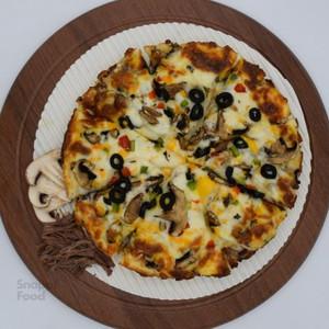 پیتزا رست بیف یک نفره