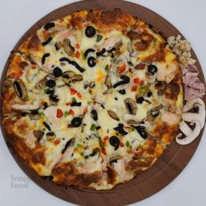 پیتزا مخصوص دو نفره