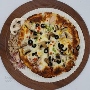 پیتزا مخصوص یک نفره