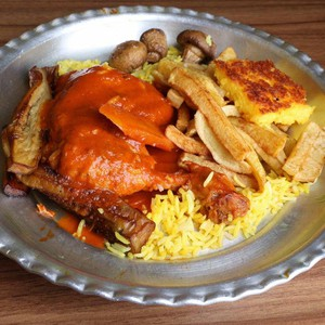 خوراک  مرغ