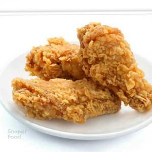 سینه مرغ سوخاری (سه تکه)