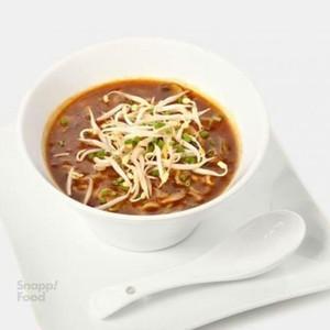 سوپ نودل سبزیجات